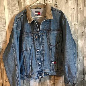 Vintage denim Tommy Jeans jacket